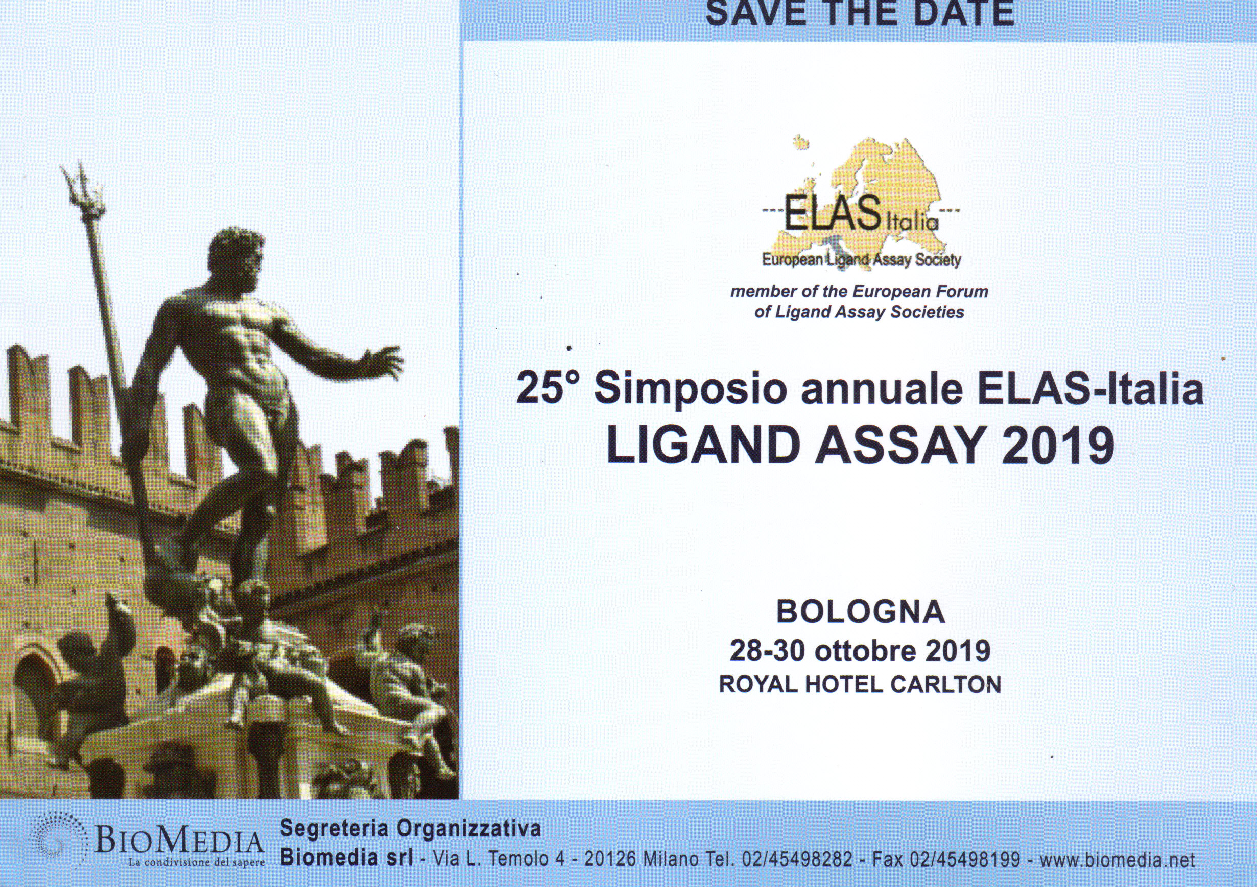 25° Ligand Assay